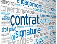 Le contrat d'entreprise ou